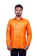 MEN'S SILK SHIRT