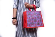 Picture of JUTE BAG ULH00308 BK000269