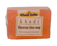 KHADI GLYCERINE KHUS SOAP