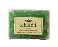 KHADI HERBAL MINT & SESAME SEED SOAP