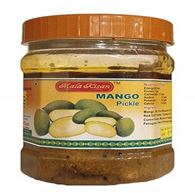 Picture of AAM KA ACHAR-MANGO PICKLE 500G (HANDMADE)