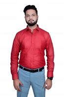 MEN'S FORMAL FULL SLEEVE COTTON SHIRT